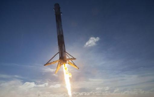 La explosión del Falcon 9 destruye el satélite de Facebook